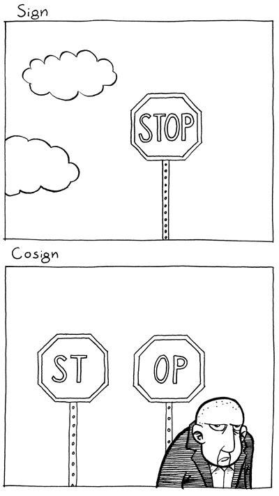 Sign...Cosign