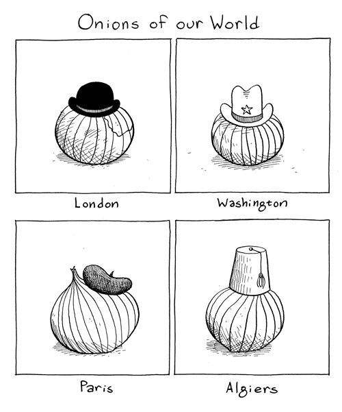 Onions of Our World